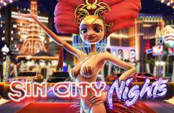 Sin City Nights Pokie